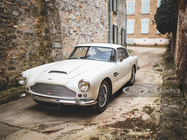 1958 Aston-Martin DB4