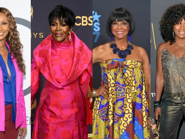 Iman, Cicely Tyson And 10 Other Women Over 60 Currently Killing It