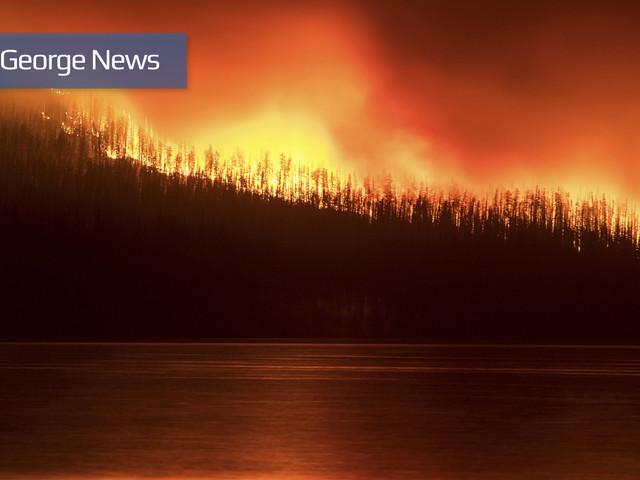 Utah firefighter killed battling California blaze