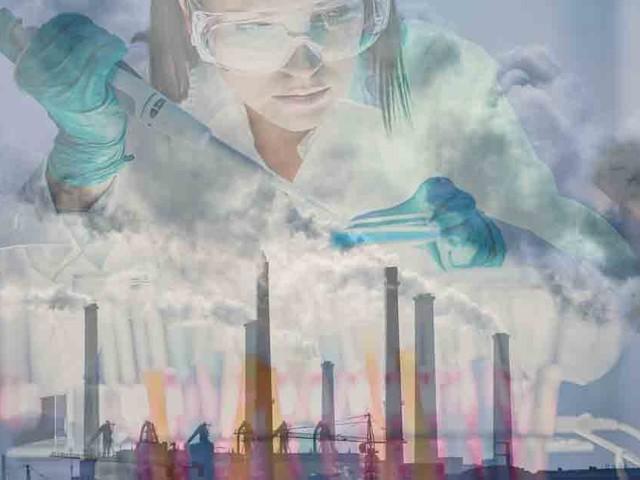 Big Pharma is big on pollution