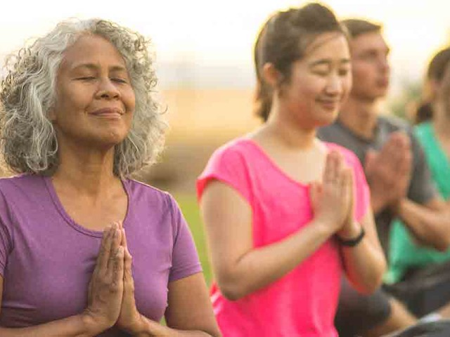 Yoga and Meditation Are Becoming Mainstream