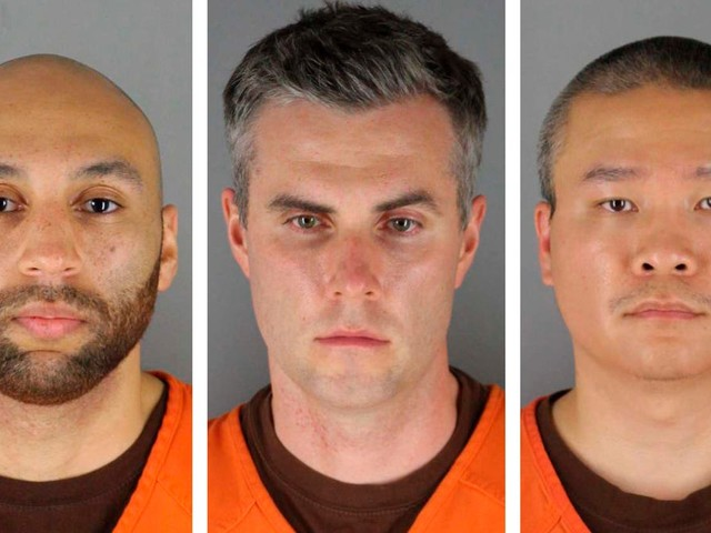 Minneapolis Judge Postpones Trial for the 3 Ex-Cops Charged in George Floyd's Death Until 2022