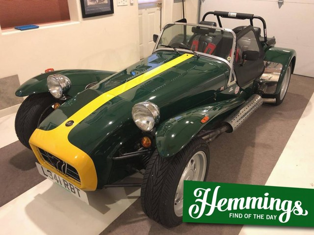 Hemmings Find of the Day: 1993 Caterham Super 7