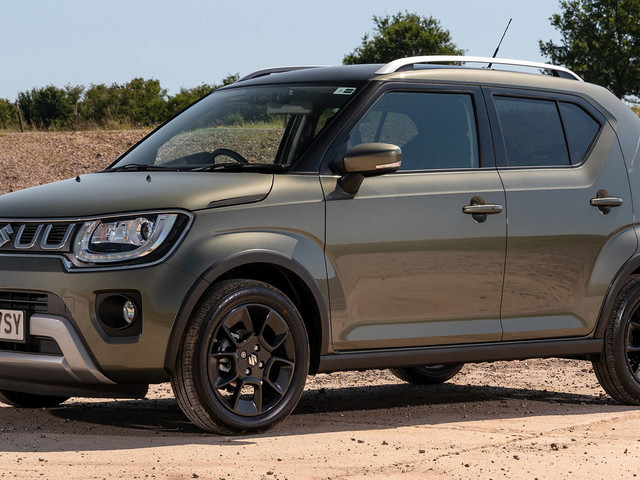2021 Suzuki Ignis Goes On Sale In The UK, Is A Lot Of City Car For £13,999