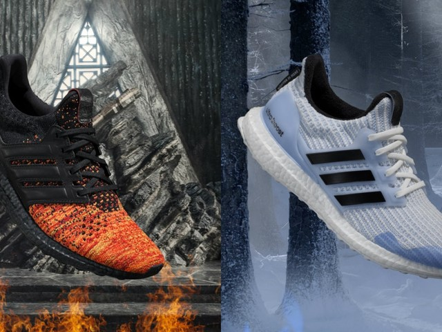 These Adidas x 'Game Of Thrones' Sneakers Are All You Need To Prep For The Final Season