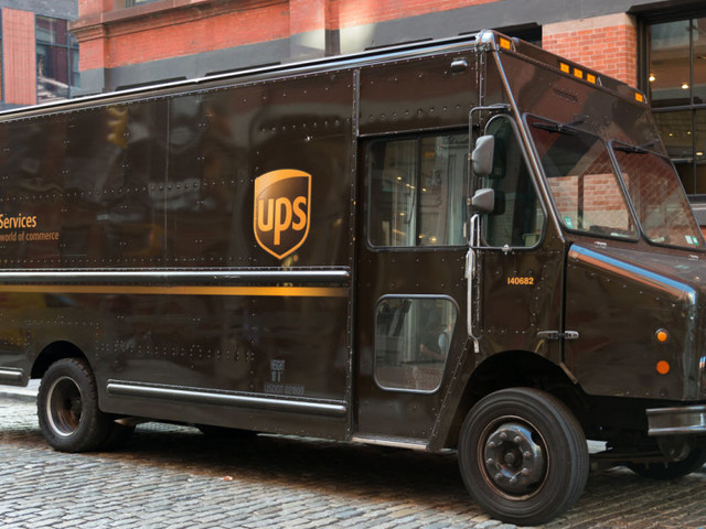 UPS is converting diesel trucks to electric for NYC deliveries