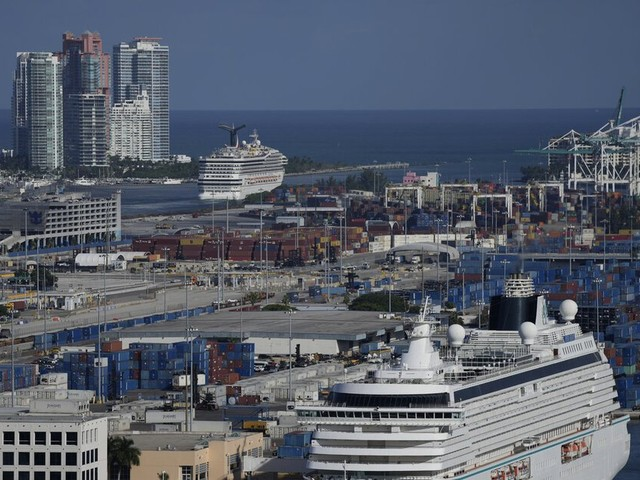 Cruises will no longer be required to follow federal COVID rules starting in January