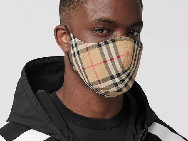 Burberry repays Covid loan boosted by online demand