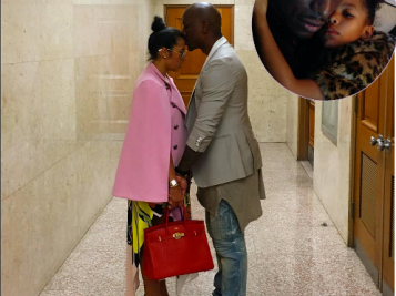 Tyrese Checked Into Hospital For Alleged Chest Pains, Slid Out To Celebrate Wife's Birthday - EVERYTHING You Need To Know From His Week Long Custody Saga