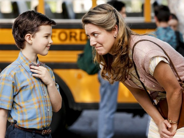 What's on TV Monday: 'Young Sheldon' and 'The Opposition w/ Jordan Klepper'