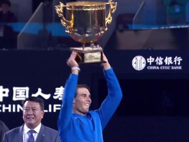 Tennis Channel Court Report: Nadal, Goffin, Garcia claim titles