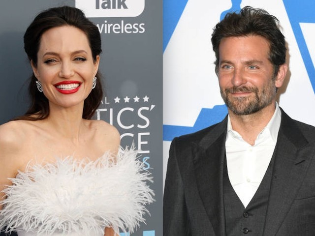 Angelina Jolie 'On A Mission' To Date Bradley Cooper?