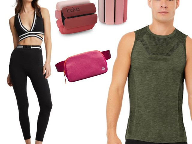 11 Holiday Gifts for Fitness Buffs