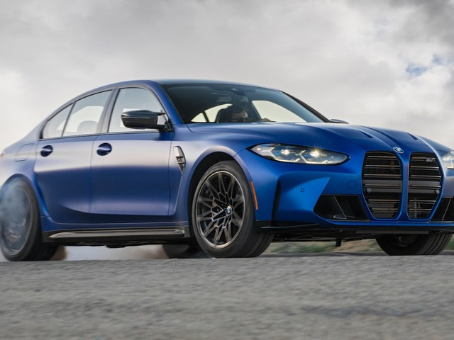 2021 BMW M3 Competition First Test: Facing the Facts