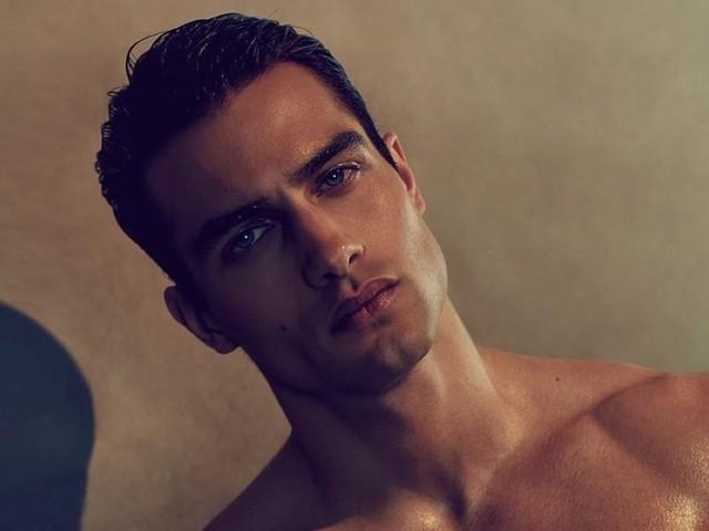 Male Model Monday: Aleksander Rusic, Nathan Maillard, Charlie Matthews & More