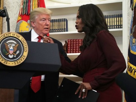 White House Aide Omarosa Manigault Newman to Depart
