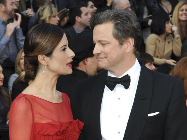 Colin Firth splits from wife Livia after 22 years of marriage