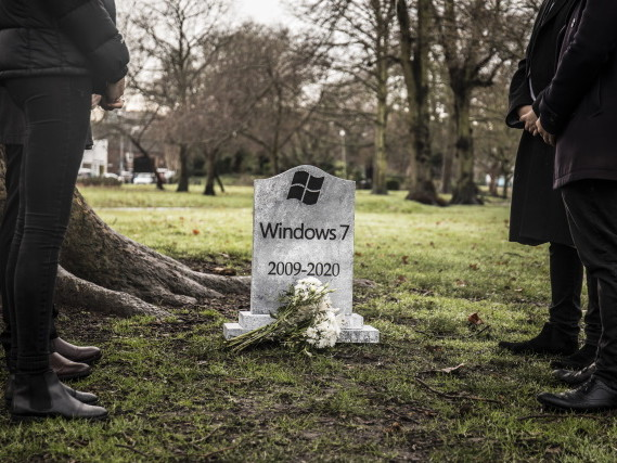 The death of Windows 7: the funeral is over... what now?