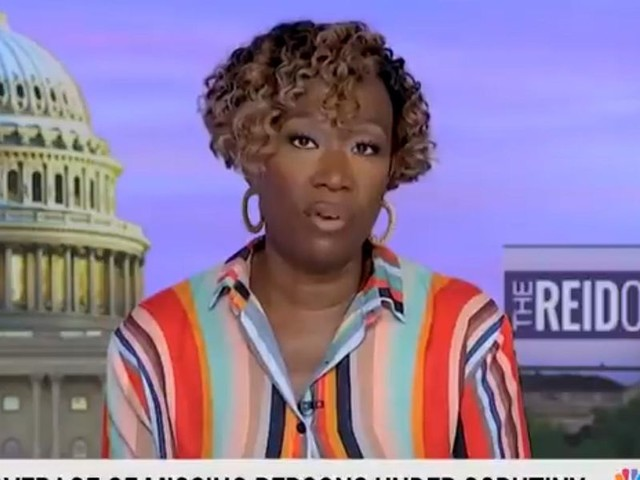 MSNBC's Joy Reid complains about Gabby Petito media coverage, calls it 'missing white woman syndrome'