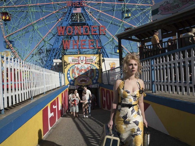 Woody Allen goes in circles with dark 'Wonder Wheel'
