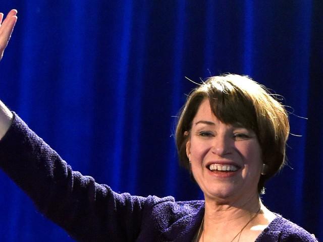 Minnesota Sen. Amy Klobuchar announces 2020 presidential campaign: 'enough is enough'