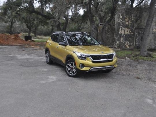 2021 Kia Seltos First Drive – Its Venue Is Kona