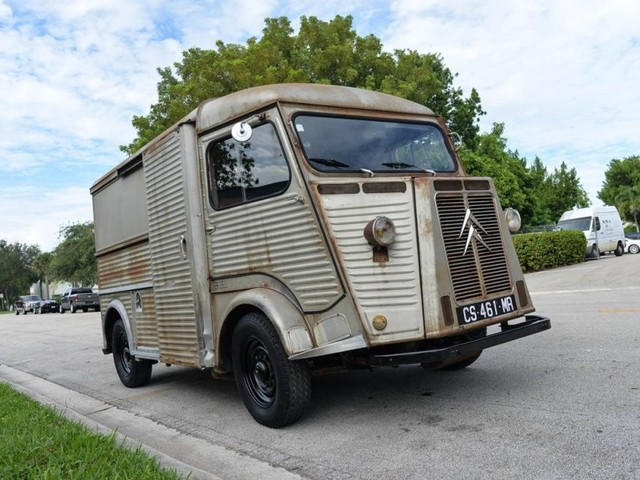 Hemmings Find of the Day – 1968 Citroen HY