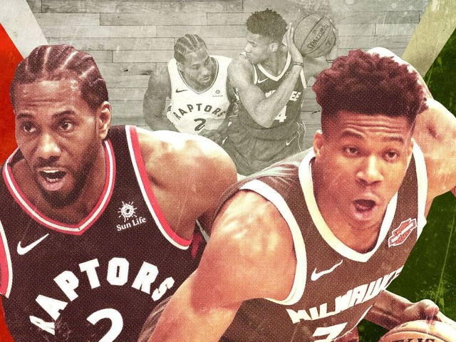 Giannis and Kawhi Are Perfect Foils for Each Other, It Turns Out