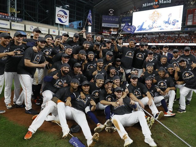 Capital hill: Astros, Nats rely on rotations in World Series