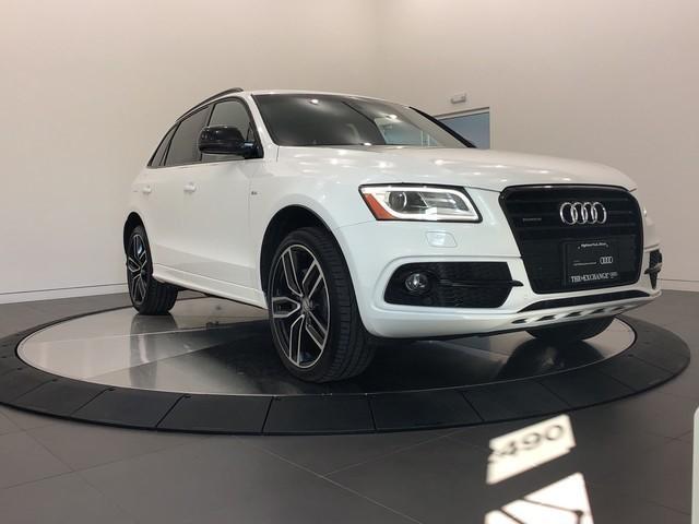 2016 Audi Q5--Premium--Plus