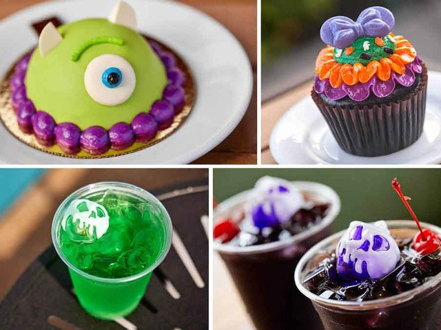 New Halloween Sweets and Sips Coming to the Disney Resorts & Disney Springs