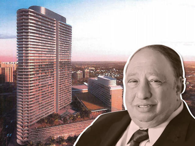 Catsimatidis scores approval for $300M tower in Florida