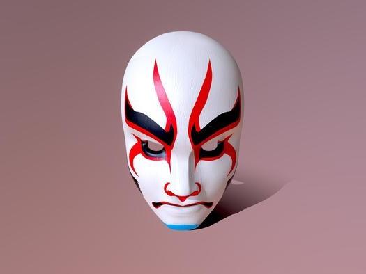 Rabobank: It's Kabuki Mask/On Time Again, Folks
