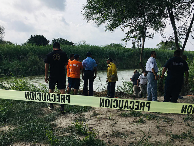 Border drownings of father, daughter highlight migrants' perils