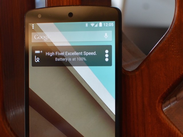 Home screen widget added to Android app