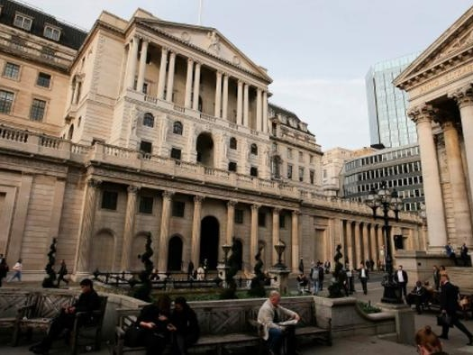 Bank Of England Hints At Rate Hike As Soon As Next Meeting