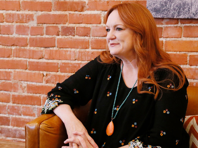 Food Network star Ree Drummond says husband, nephew will be 'okay' after crash