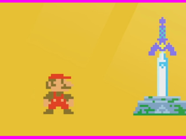 Mario Maker Contest: New Stuff