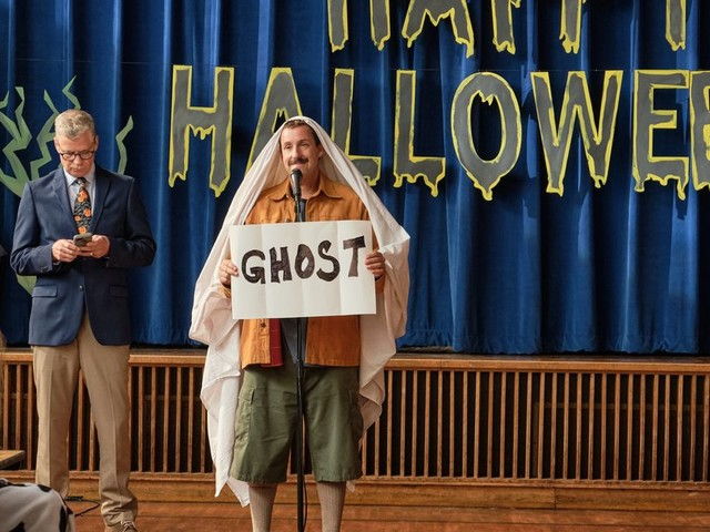 'Hubie Halloween' and 25 Horror Movie Classics