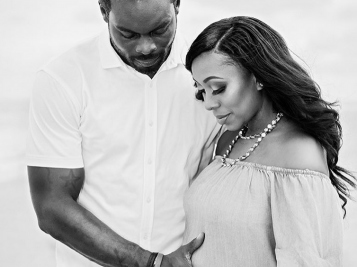 BABY BOOM! Michael & Kijafa Vick Welcome New Baby Boy + Birthday Girl Dominique Dawes Is Pregnant With TWINS!