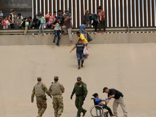 Pentagon Sends 2,100 More Troops To Southern Border