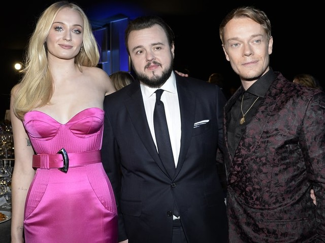 The Game of Thrones Cast Make Their Final Appearance Together at the 2020 SAG Awards