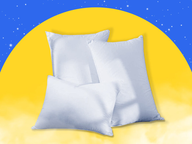 Get Down With One of These 8 Delightful Down Pillows