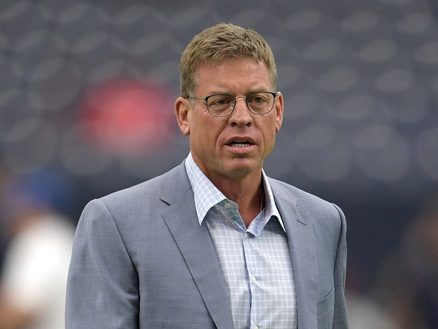 Troy Aikman crushes Doug Gottlieb over Andrew Luck take, takes shot at FS1