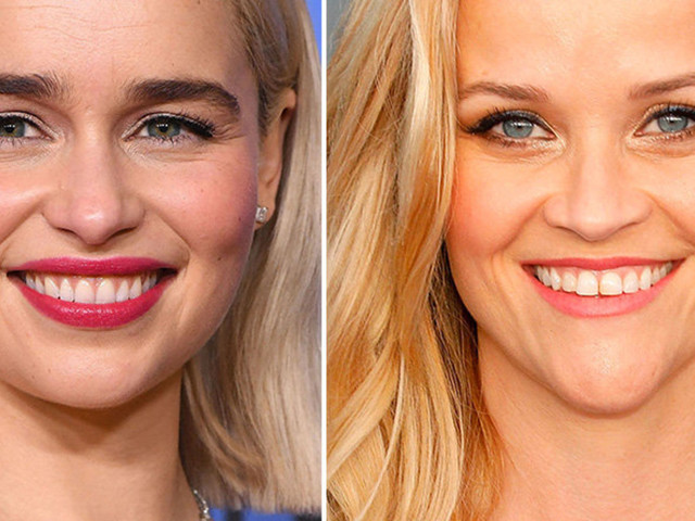 A Photo Of Reese Witherspoon With Emilia Clarke Is Blowing Fans' Minds