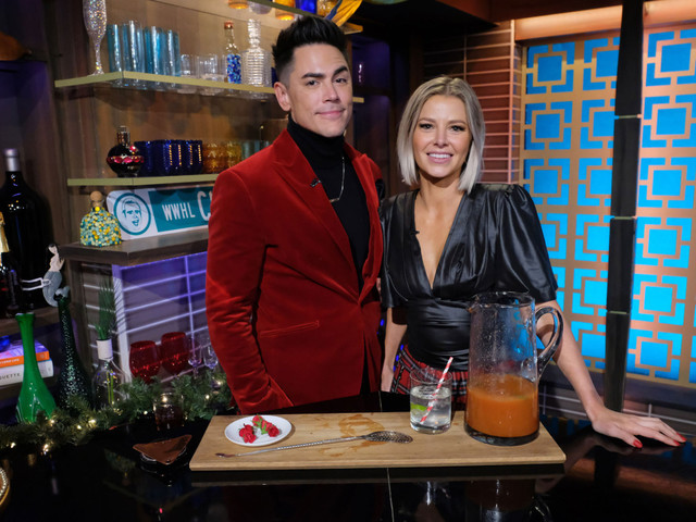 Tom Sandoval and Ariana Madix on how to booze on a budget