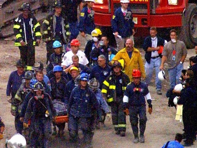 Pastor reveals how horrific dream taught him a powerful lesson after 9/11: 'I got goosebumps'
