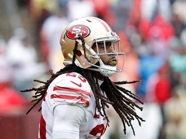 San Francisco 49ers' Richard Sherman theorizes why he was penalized 3 times in win
