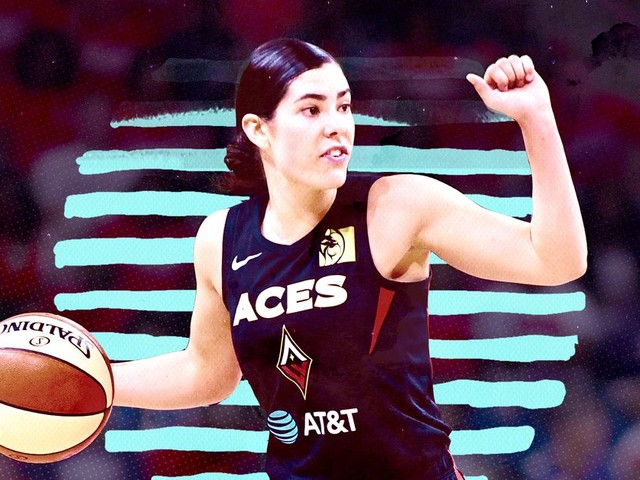 The Kelsey Plum we've been waiting for is here