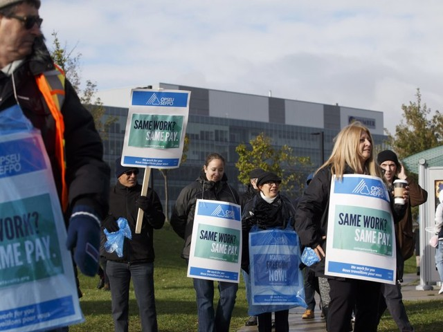 Ontario College Strike: Petition Calls For Tuition Refund For Affected Students